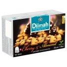 Dilmah Ceylon fekete tea cseresznye és mandula ízesítéssel 20 filter 30 g
