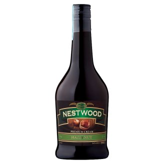 Nestwood Hazelnut Flavoured Liqueur 17% 700 ml