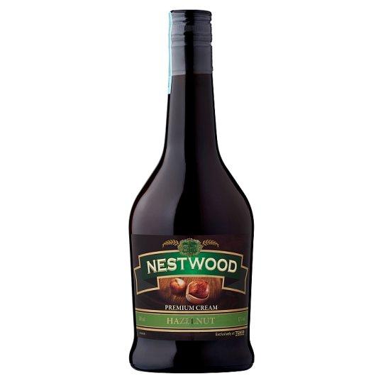 Nestwood mogyoróízű likőr 17% 700 ml