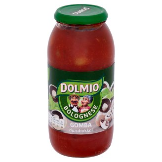 Dolmio Bolognese Tomato Sauce with Mushroom Pieces 750 g
