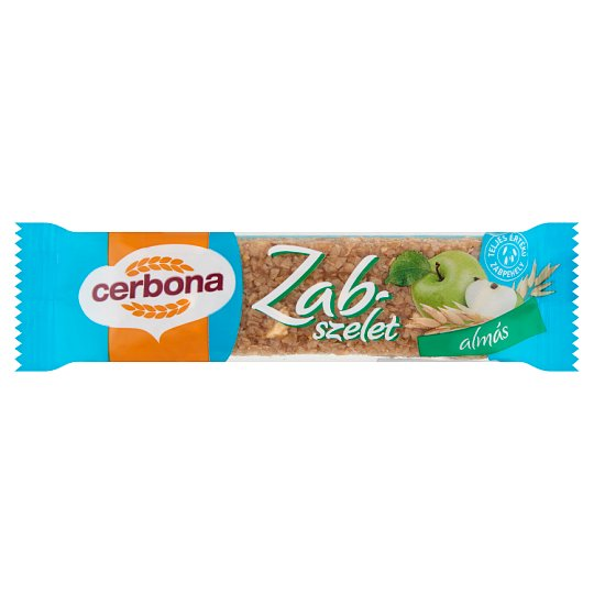 image 1 of Cerbona Oat Bar with Apple 50 g