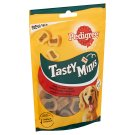 Pedigree Tasty Bites Complementary Pet Food for Adult Dogs with Beef 155 g