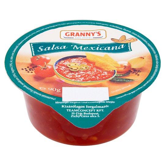 Granny's Salsa Mexicana Sauce 90 g