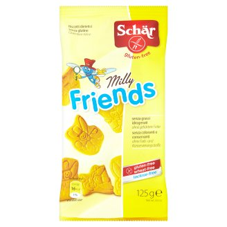 Schär Milly Friends Gluten-Free Biscuits 125 g
