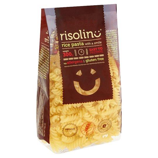 Risolino Fusilli természetesen gluténmentes rizstészta 300 g