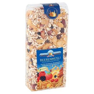 Bio King Organic Muesli with Berries 375 g