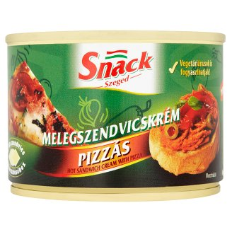Snack Szeged Hot Sandwich Cream with Pizza 190 g