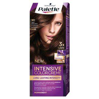 Schwarzkopf Palette Intensive Color Creme Intense Cream Hair Colorant 3-65 Dark Chocolate (W2)