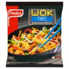 Findus Wok Thai Quick-Frozen Mix of Slightly Seasoned Vegetables and Black Fungus 325 g