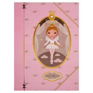 Swan Princess A/4 File Folder
