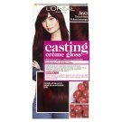 L'Oréal Paris Casting Crème Gloss 360 Black Cherry Permanent Hair Colorant