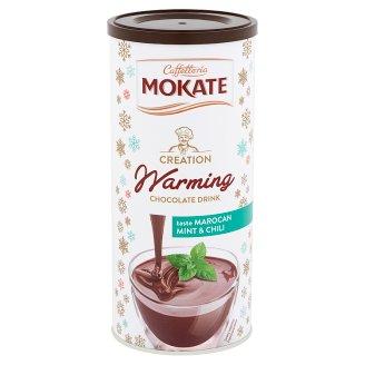 Mokate Warming Marocan Mint & Chili maroccói menta és chili csokoládé ízű instant italpor 200 g