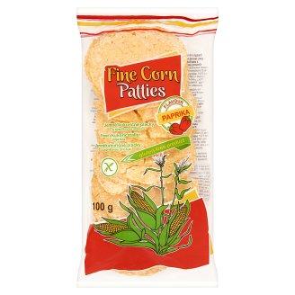 Finom gluténmentes paprikás kukoricatallér 100 g