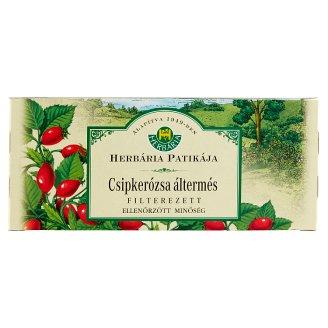 Herbária Patikája csipkerózsa áltermés tea 25 filter 75 g