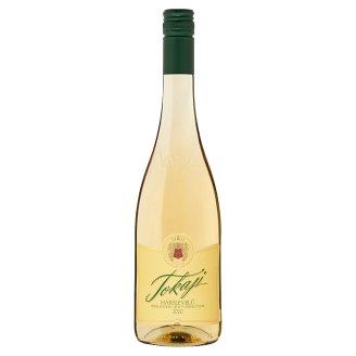 Varga Tokaji Hárslevelű félédes fehérbor 12% 0,75 l
