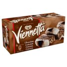 Viennetta Smooth Chocolate & White Chocolate Ice Cream Between Crisp Chocolate Flavour Layers 650 ml