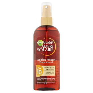 Garnier Ambre Solaire Golden Protect Protective Oil SPF 10 150 ml