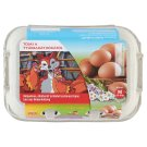 Fuchs Barn Eggs 6 pcs