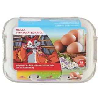 Fuchs mélyalmos tojás 6 db