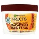 Garnier Fructis Macadamia Hair Food 3 féleképpen használható hajpakolás 390 ml