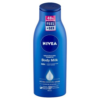 NIVEA Nourishing Body Milk with Almond Oil for Dry and Very Dry Skin 400 ml
