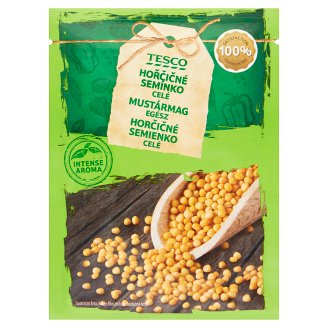 Tesco Whole Mustard Seed 30 g