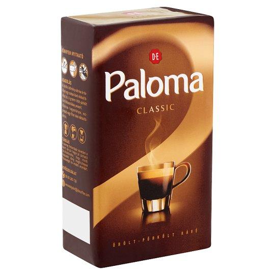 Douwe Egberts Paloma Classic őrölt-pörkölt kávé 225 g