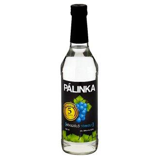 Delírium kékszőlő törkölypálinka 38% 500 ml