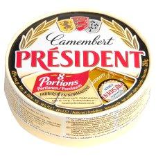 Président Camembert L'Original fehér nemespenésszel érlelt zsíros lágy sajt 250 g