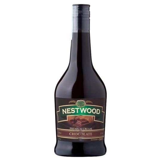 Nestwood csokoládéízű likőr 17% 700 ml