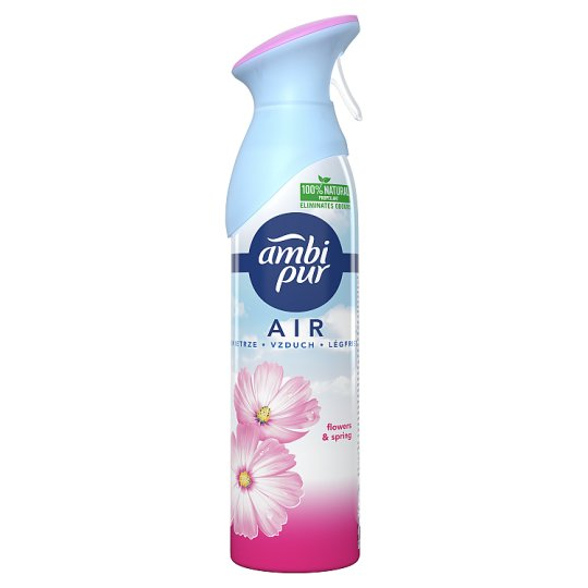 Ambi Pur Flowers & Spring Légfrissítő Spray 300 ml
