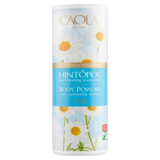 Caola Body Powder with Camomile Extract 100 g