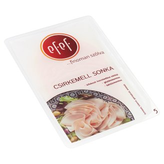 eFeF Sliced Chicken Breast Ham 100 g