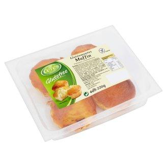 Ceres Sütő Glutafree gluténmentes muffin 4 db 220 g