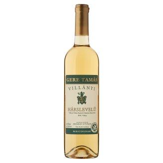 Gere Tamás Villányi Hárslevelű Dry White Wine 13% 750 ml