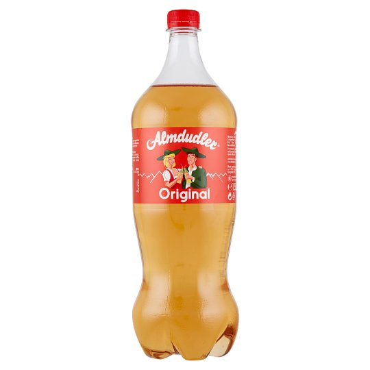 Almdudler Carbonated Drink Made from Alpine Herbs 1,5 l