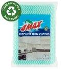 4MAX Kitchen Thin Cloths 5 pcs