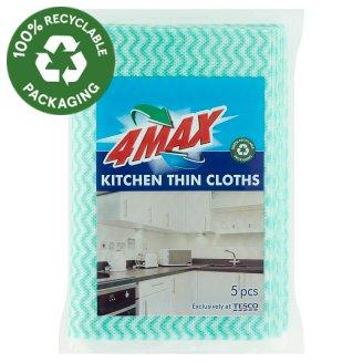 4MAX konyhai törlőkendő 5 db