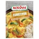 Kotányi Mesterkonyhák currypor fűszerkeverék 27 g