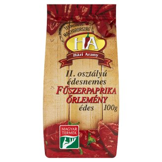 Házi Arany II. Class Sweet Ground Pepper 100 g