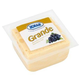 Tolle Grande Chopped Maasdam Type Fat, Semi-Hard Cheese