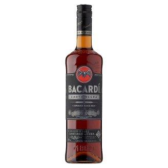 Bacardi Carta Negra rum 40% 0,7 l
