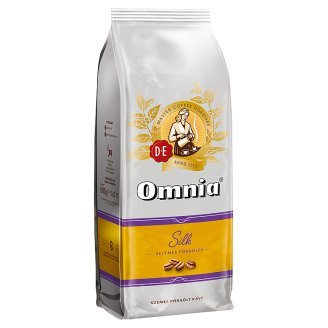 Douwe Egberts Omnia Silk Roasted Coffee Beans 1000 g