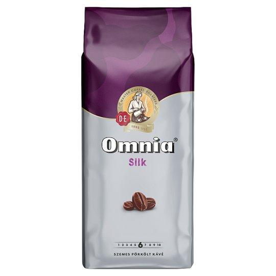 Douwe Egberts Omnia Silk Roasted Coffee Beans 1000 g