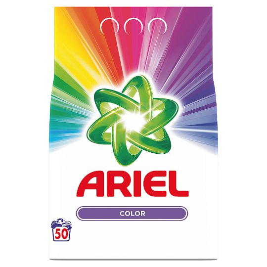Ariel Washing Powder Color 3,75 Kg 50 Washes