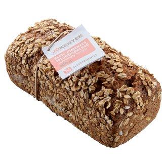Jókenyér élesztőmentes teljeskiőrlésű zabpehely kenyér 500 g