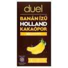Duel banán ízű holland kakaópor 75 g
