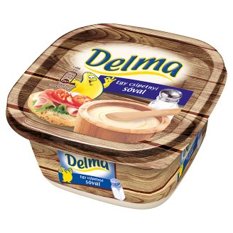 Delma with a Pinch of Salt Light Margarine 500 g