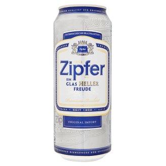 Zipfer Lager Beer 5,4% 0,5 l