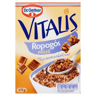 Dr. Oetker Vitalis Ropogós müzli tejcsokoládéval 375 g